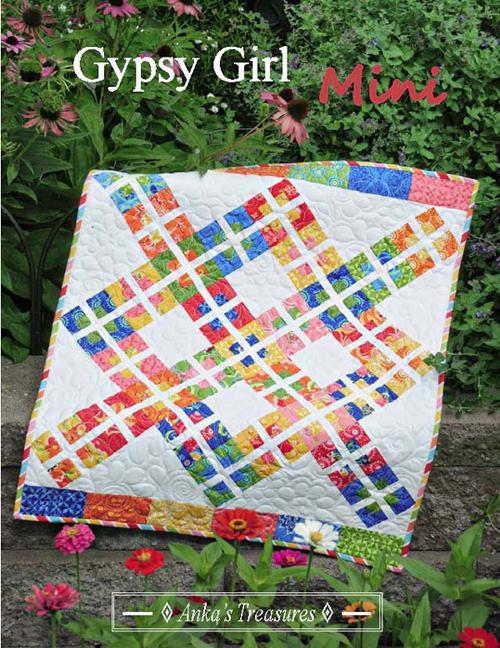 gypsy girl mini cover 500