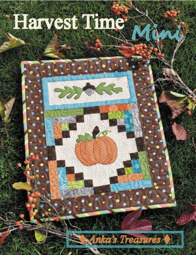 harvest time mini cover 500
