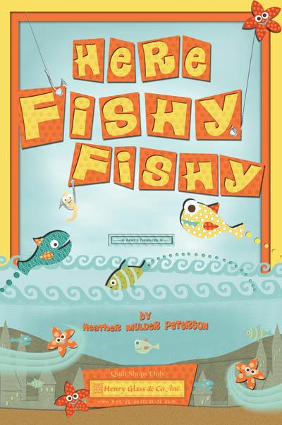 Fishy Fishy Fishy Page 1B