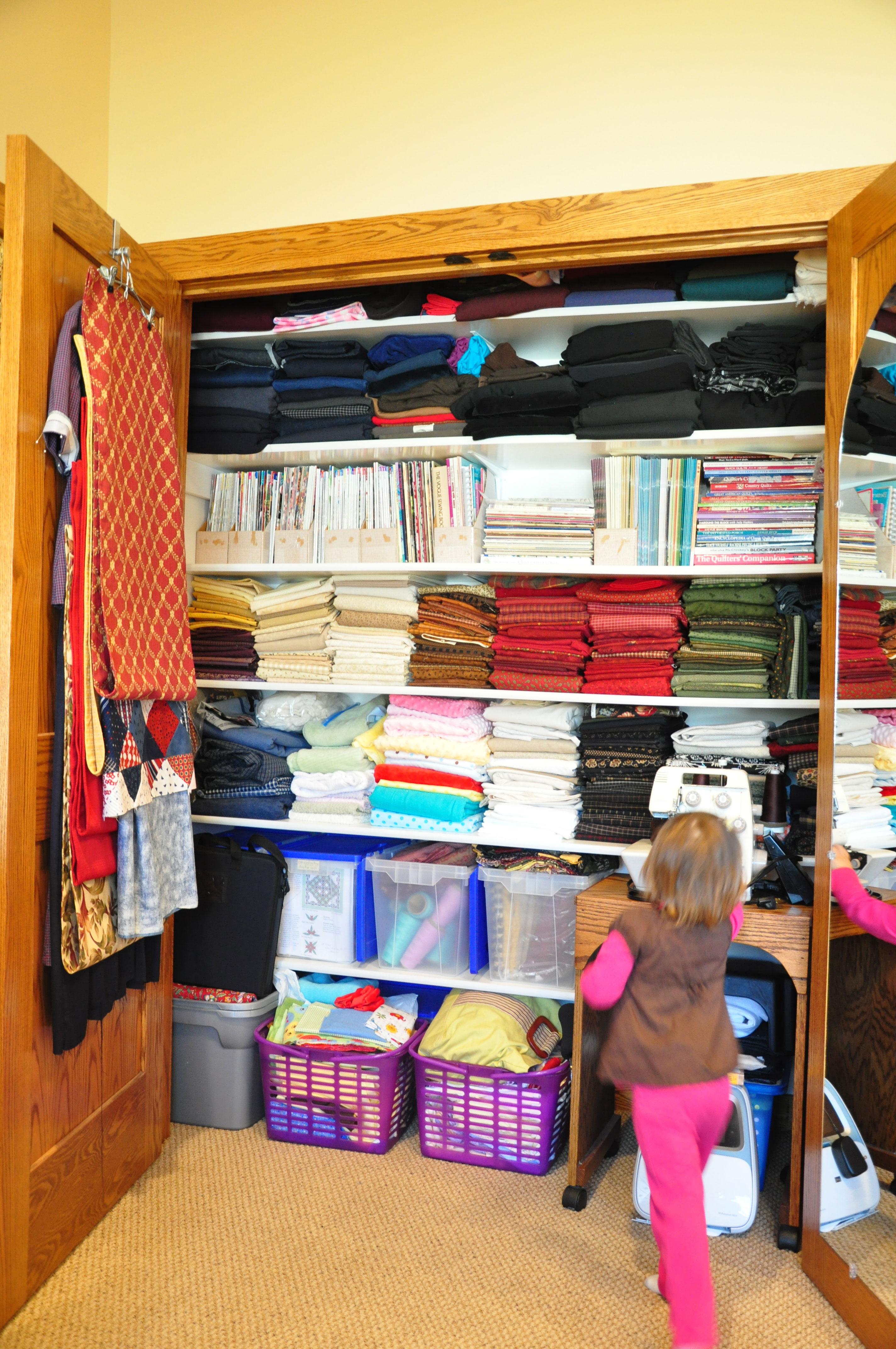 sewing machine serger cabinet plans