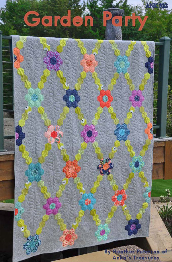 Garden Party Pattern Front 600