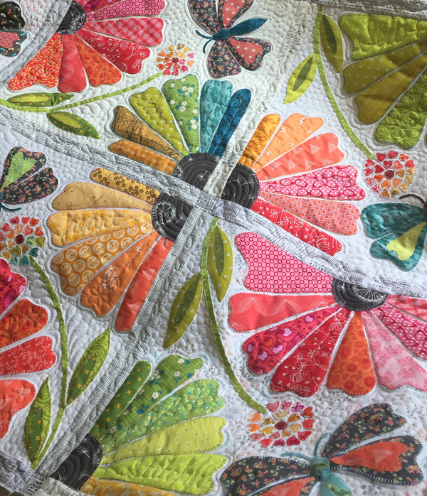 Garden Party | Trends and Traditions : garden party quilt pattern - Adamdwight.com