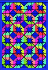 split stars size option 2 x 3