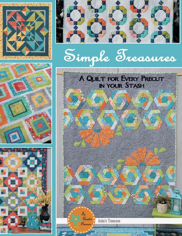 Simple Treasures front cover 600