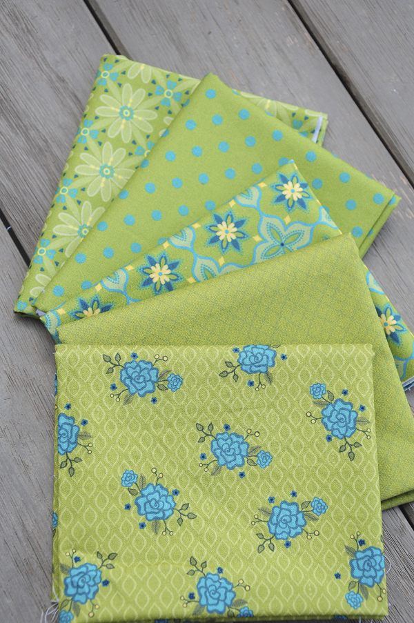 Wildflower Boutique fabrics 100