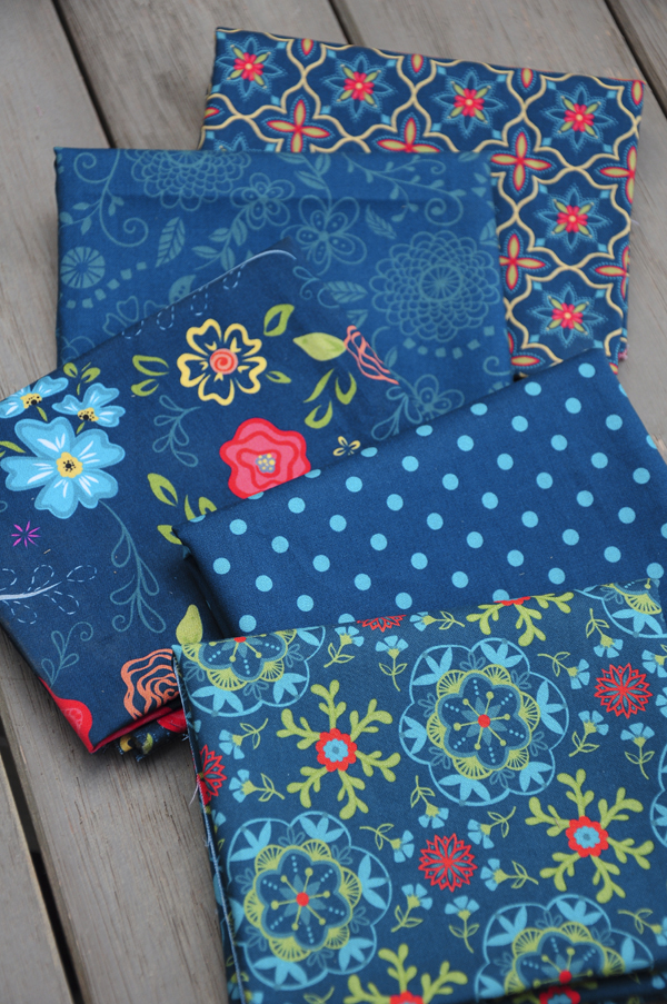 Wildflower Boutique fabrics 116 adj