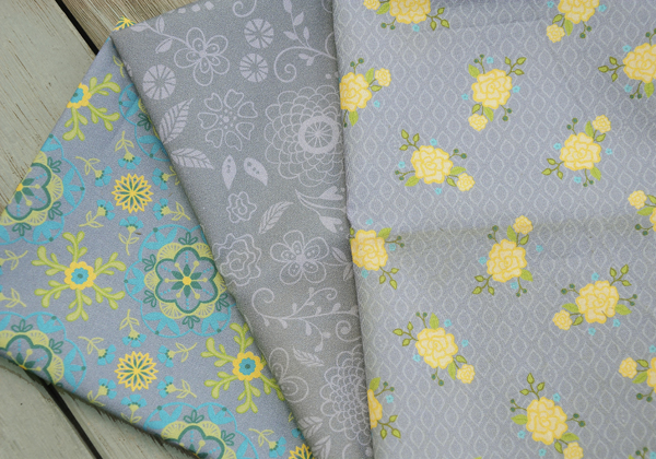 Wildflower Boutique fabrics 122 adj