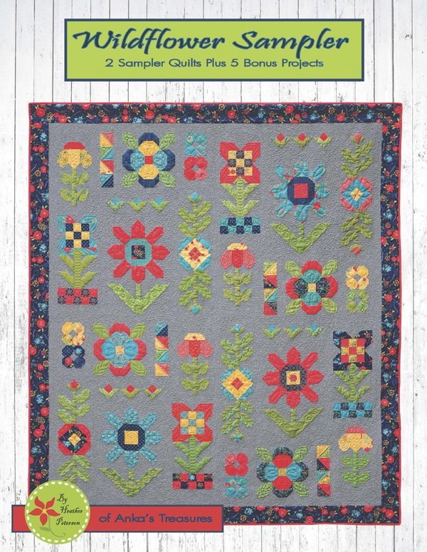 Wildflower Sampler Preview – Part 2