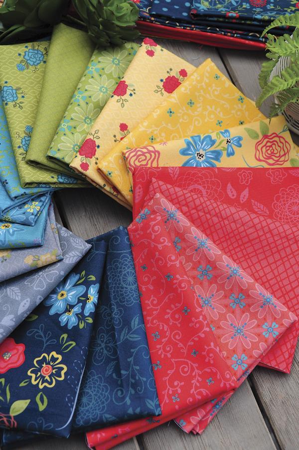 Ideas for Wildflower Boutique Fabrics